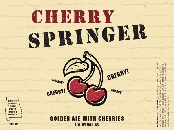 Cherry Springer