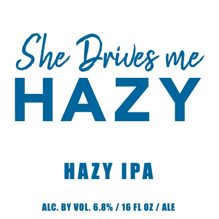 She Drives Me Hazy