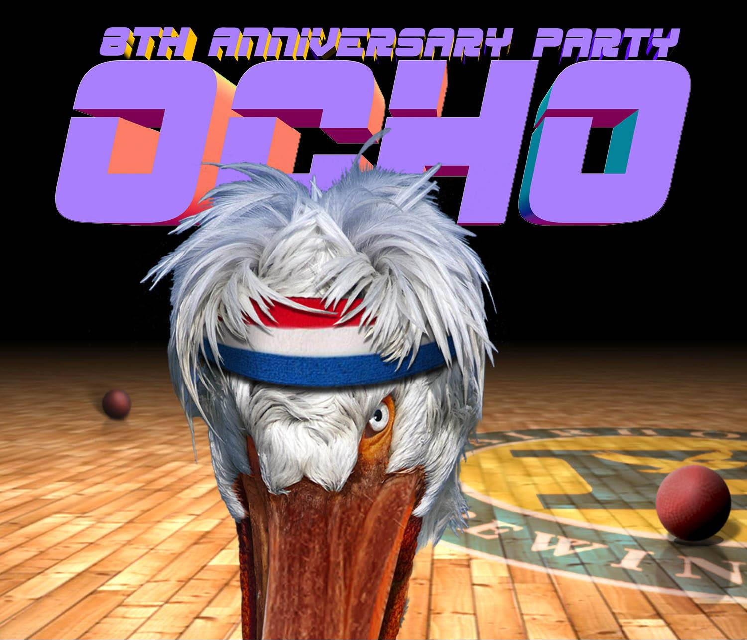 8th Anniversary Party - Coming Soon