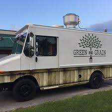 Green and Grain Food Truck