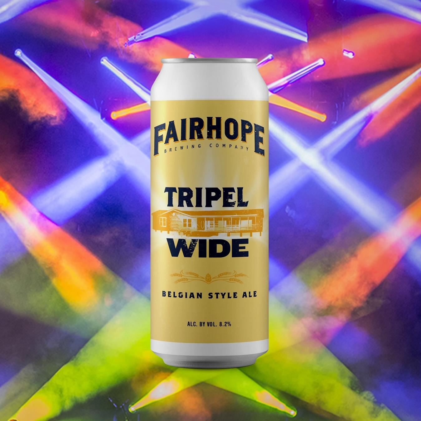 Tripel Wide