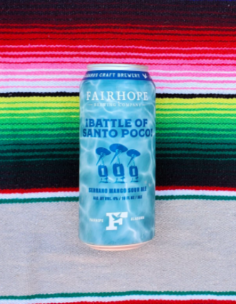 Beer Release - Battle of Santo Poco