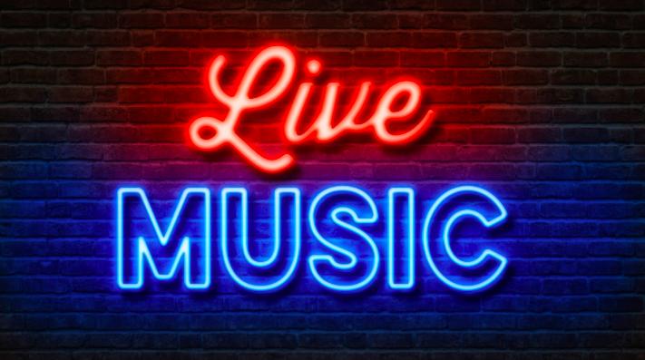 Live Music - Rhett Plash