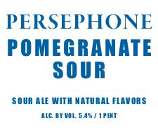 Beer Release - Persephone