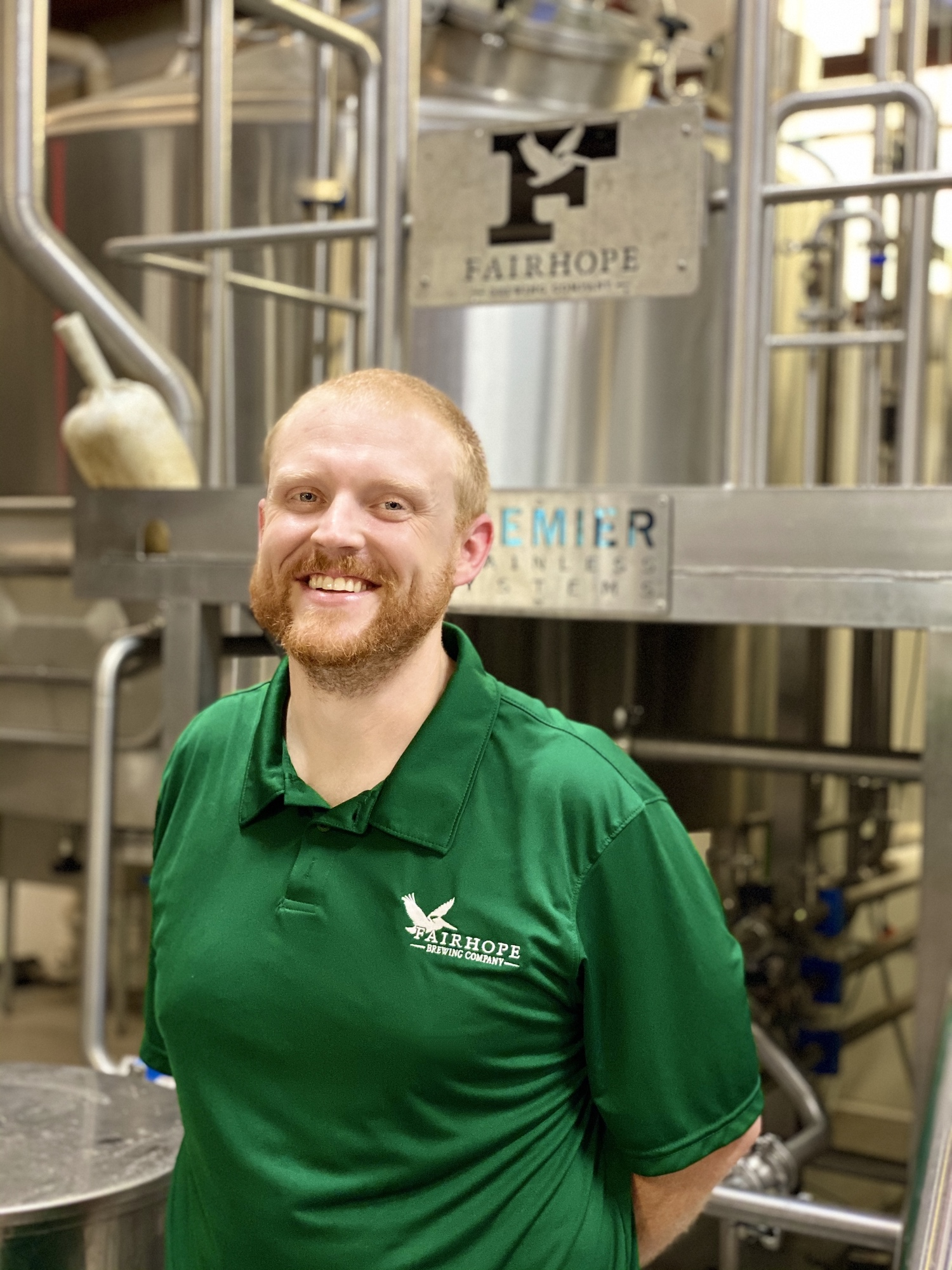 Fairhope Brewing Company Welcomes New Head Brewer