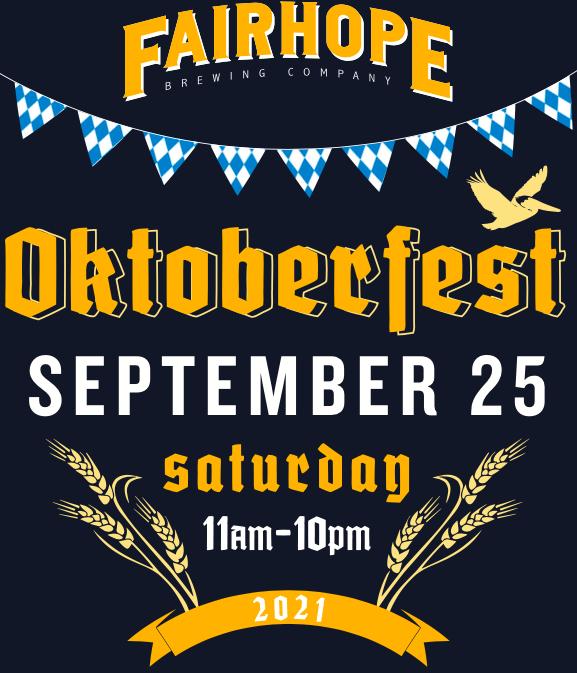 Oktoberfest at Fairhope Brewing