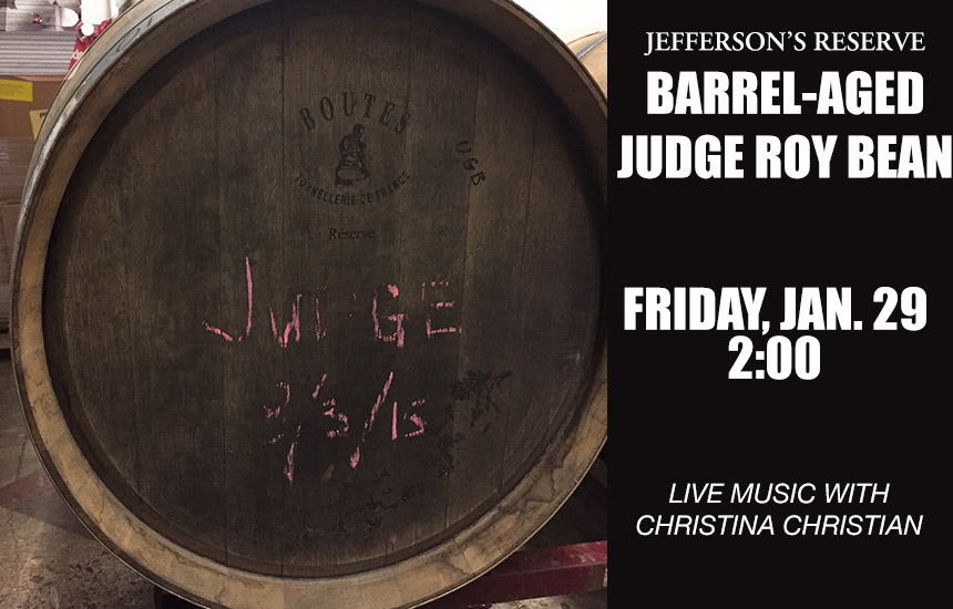 Barrel-Aged Judge