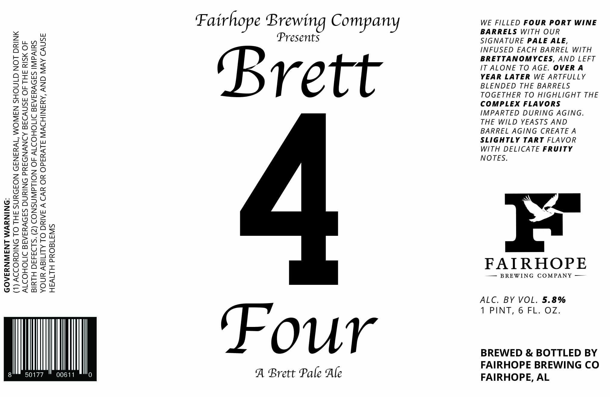 Brett Four