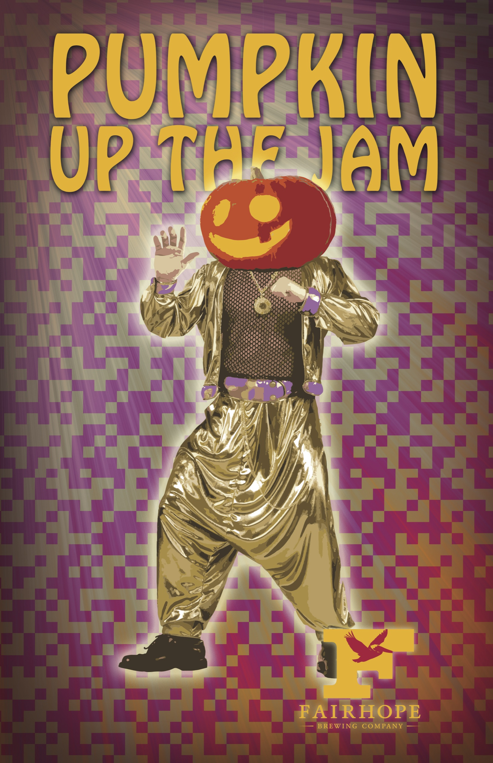 Pumpkin Up The Jam