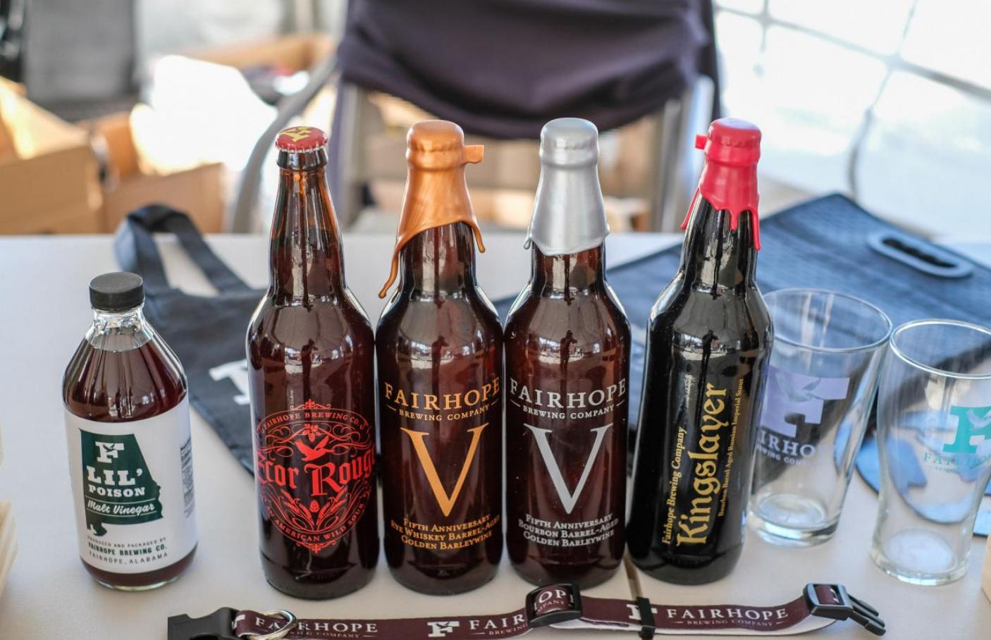 Anniversary V - The Brewery Strikes Back