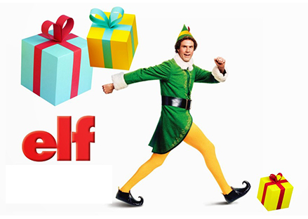"""Elf"" Movie Night"