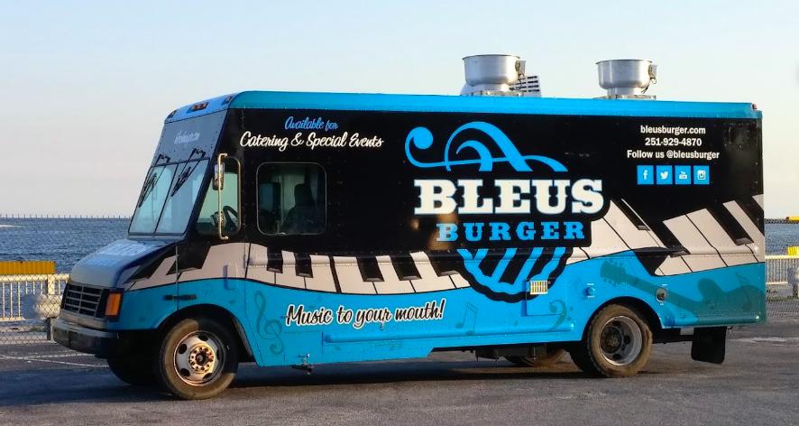 Food Truck - Bleus Burger