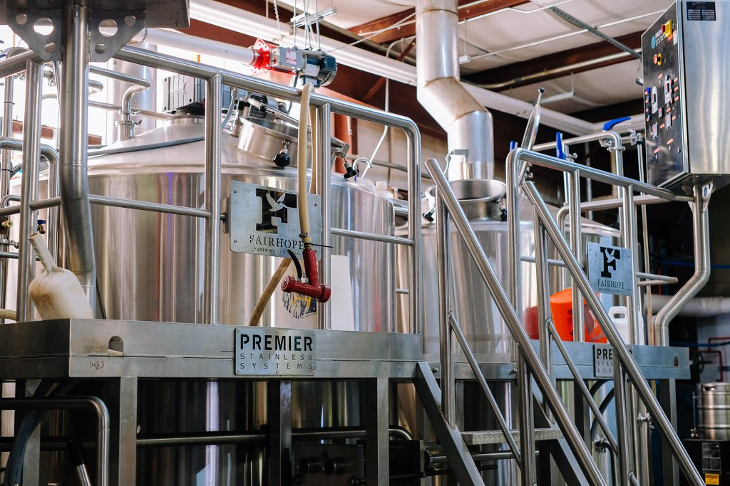 Beer Fermenters Fairhope Brewing
